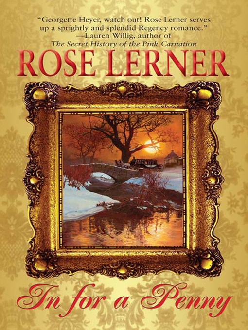 Title details for In for a Penny by Rose Lerner - Available