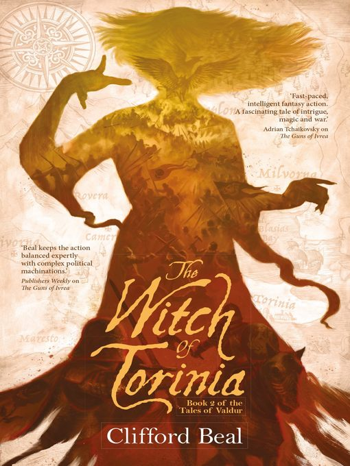 Title details for The Witch of Torinia by Clifford Beal - Available