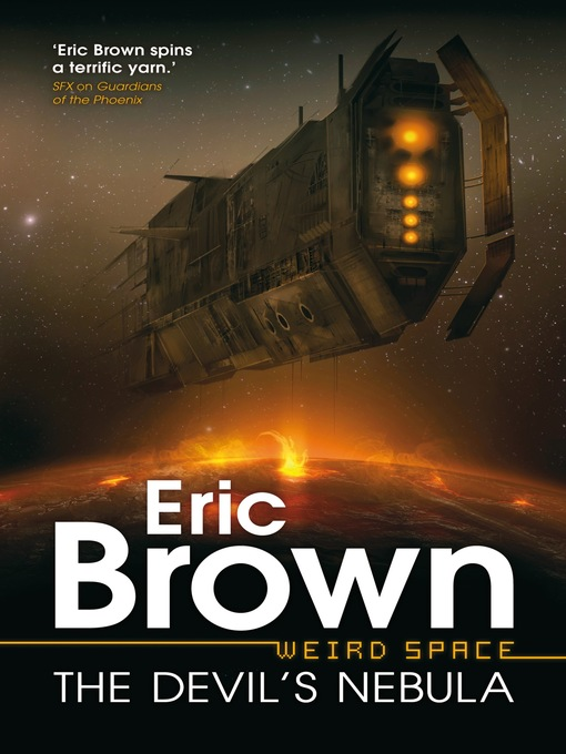 Title details for The Devil's Nebula by Eric Brown - Wait list