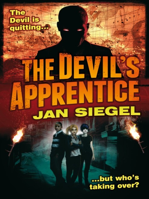 Title details for The Devil's Apprentice by Jan Siegel - Available