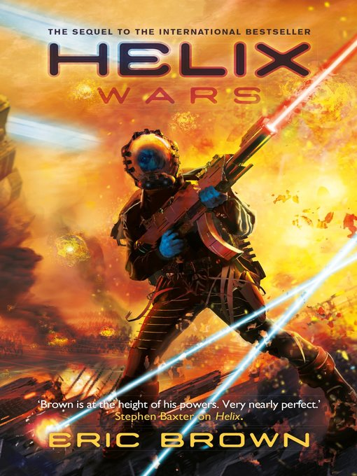 Title details for Helix Wars by Eric Brown - Available