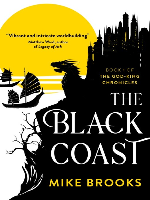 Title details for The Black Coast by Mike Brooks - Available