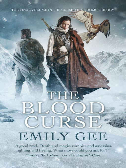 Title details for The Blood Curse by Emily Gee - Available