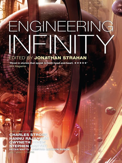 Title details for Engineering Infinity by Jonathan Strahan - Available