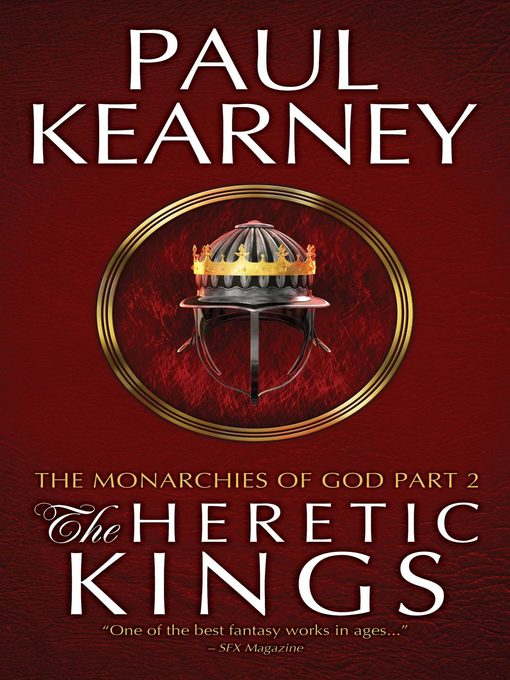 Cover of The Heretic Kings