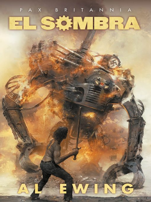 Title details for El Sombra by Al Ewing - Available