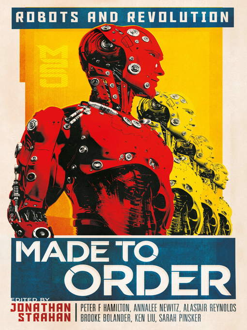 Title details for Made to Order by Jonathan Strahan - Available