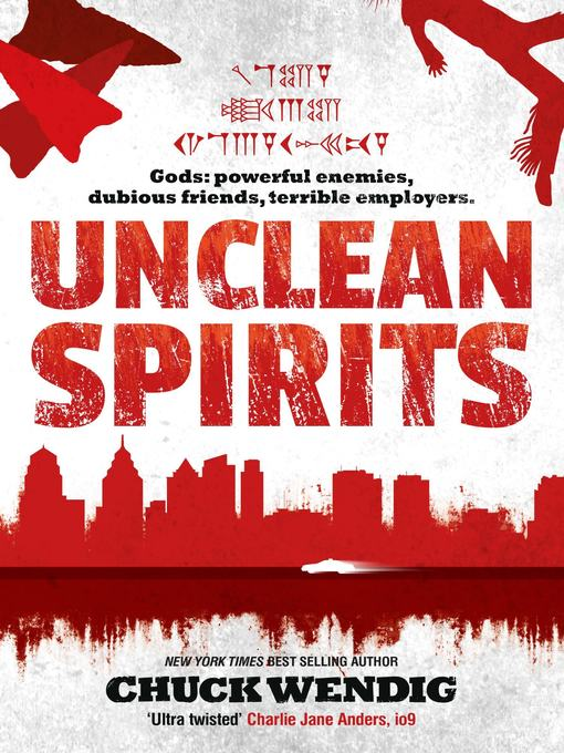 Title details for Unclean Spirits by Chuck Wendig - Wait list
