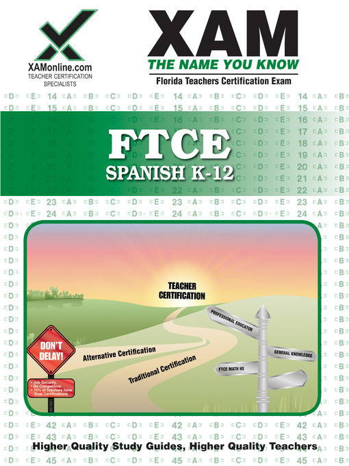 Ftce spanish k 12 hillsborough county public library cooperative title details for ftce spanish k 12 by sharon wynne available fandeluxe Images