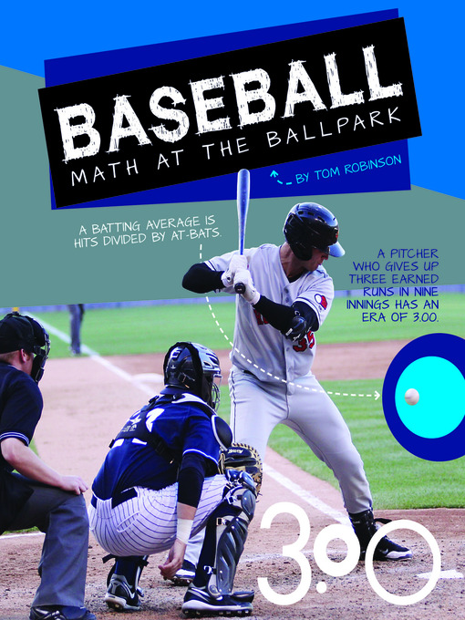Title details for Baseball by Tom Robinson - Available