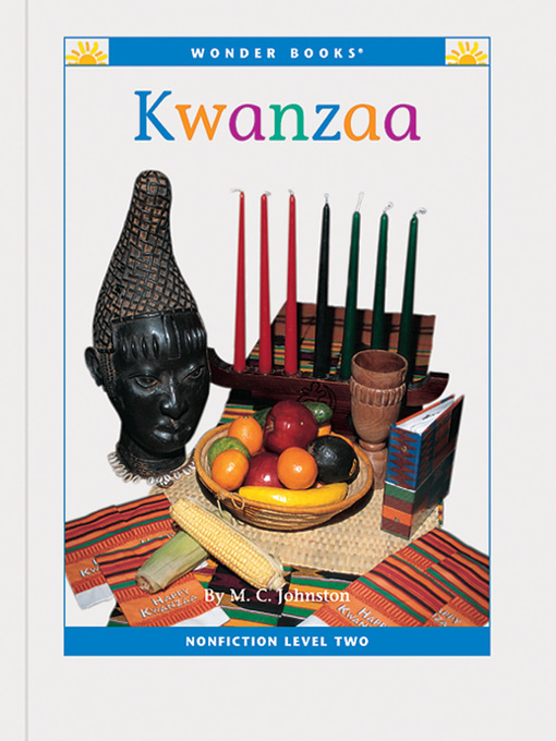 Title details for Kwanzaa by M. C. Johnston - Available
