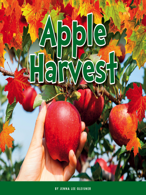 Cover of Apple Harvest