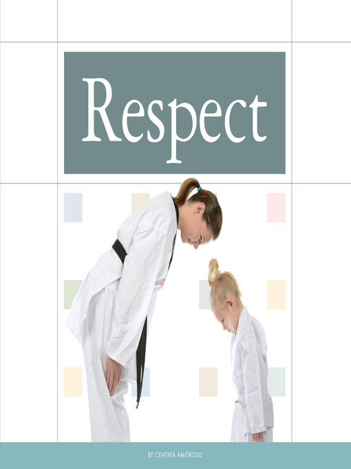 Title details for Respect by Cynthia Amoroso - Wait list