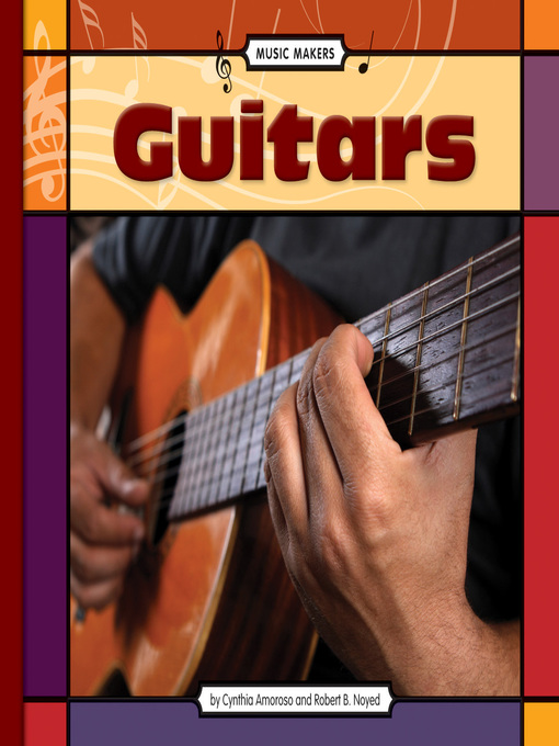 Title details for Guitars by Cynthia Amoroso - Available