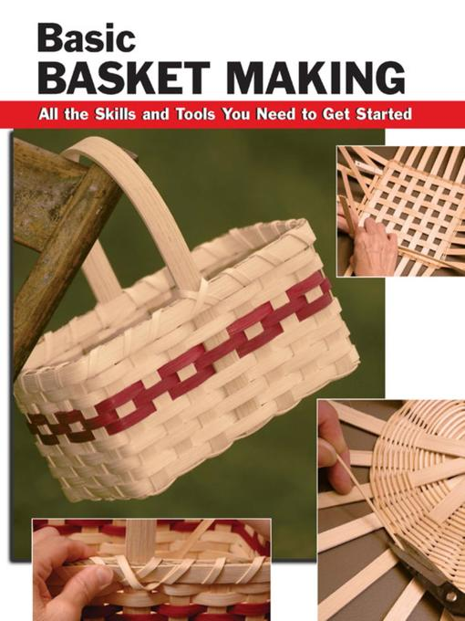 Title details for Basic Basket Making by Linda Franz - Wait list