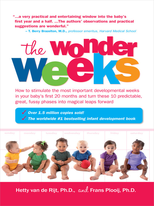 Title details for The Wonder Weeks by Frans X. Plooij - Wait list