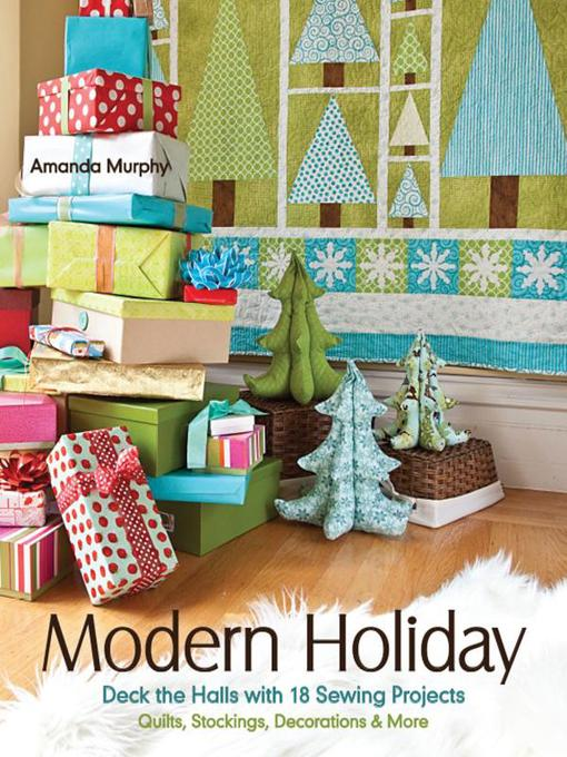 Title details for Modern Holiday by Amanda Murphy - Available