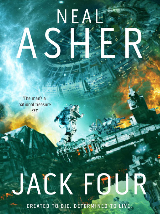 Title details for Jack Four by Neal Asher - Available
