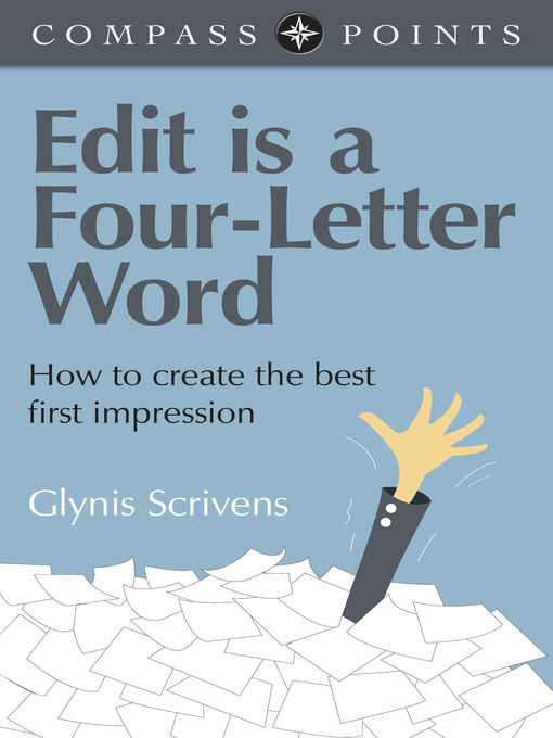 Title details for Compass Points--Edit is a Four-Letter Word by Glynis Scrivens - Wait list
