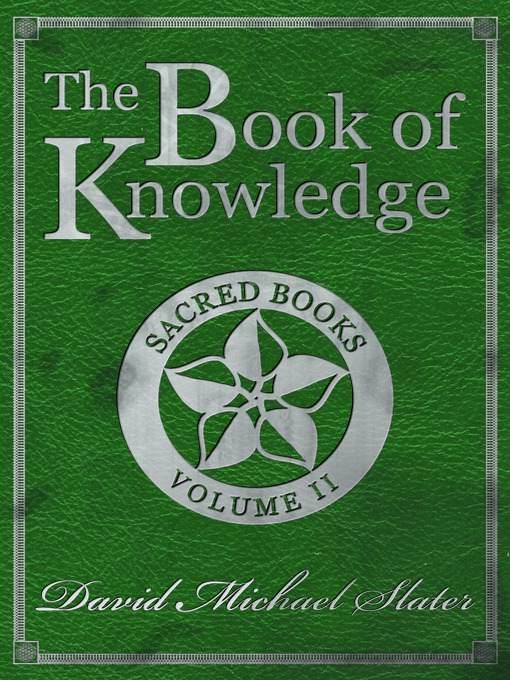 Title details for The Book of Knowledge by David Michael Slater - Available