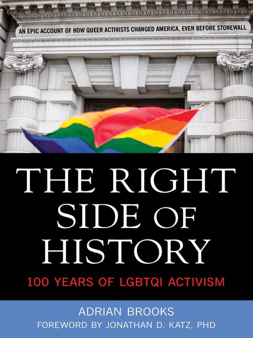 Title details for The Right Side of History by Adrian Brooks - Available