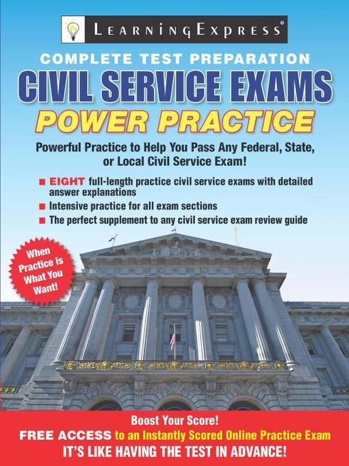 Title details for Civil Service Exams by Learning Express Llc - Available