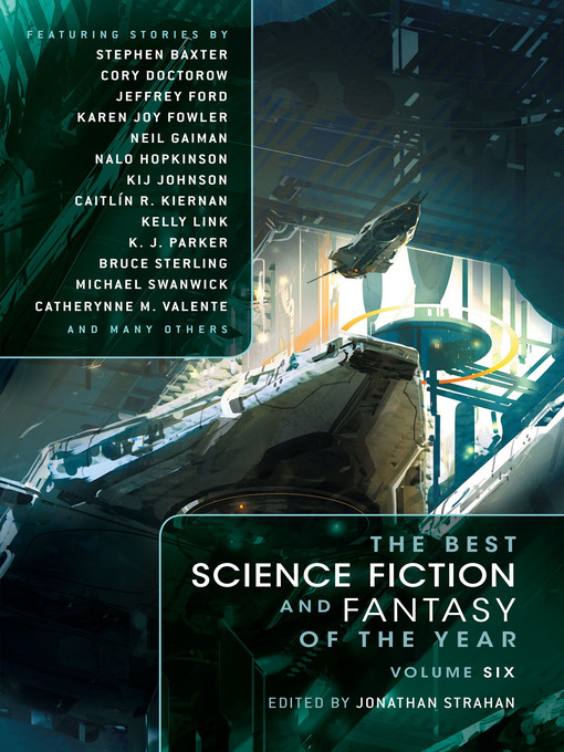 Title details for The Best Science Fiction and Fantasy of the Year by Jonathan Strahan - Available