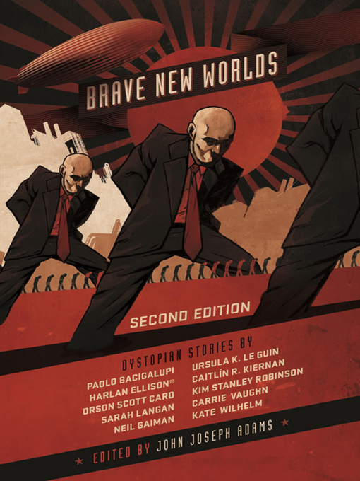 Title details for Brave New Worlds by John Joseph Adams - Available