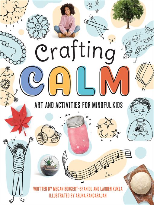 Title details for Crafting Calm by Megan Borgert-Spaniol - Available