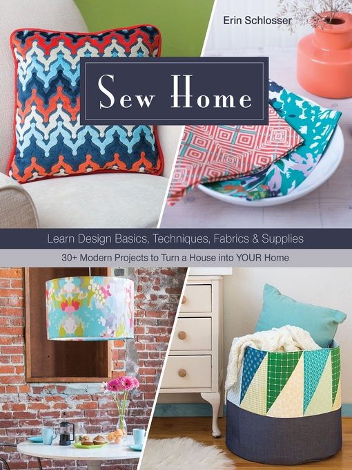 Title details for Sew Home by Erin Schlosser - Available