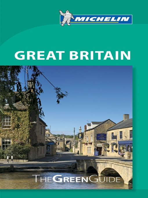 Title details for Michelin Green Guide Great Britain by Michelin - Available