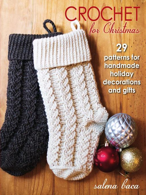 Cover of Crochet for Christmas
