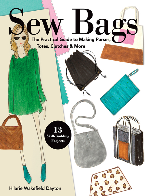 Title details for Sew Bags by Hilarie Wakefield Dayton - Available
