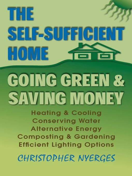 Cover of The Self-Sufficient Home