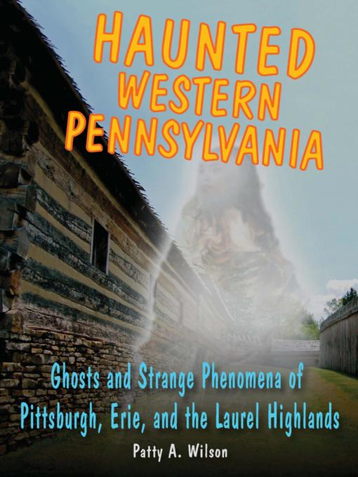 Cover of Haunted Western Pennsylvania