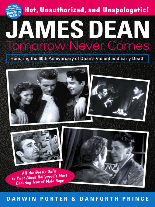Cover of James Dean
