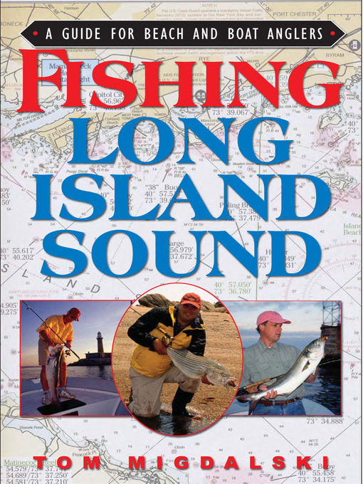Title details for Fishing Long Island Sound by Tom Migdalsk - Available