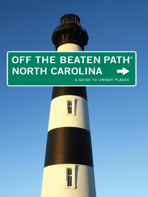 Title details for North Carolina Off the Beaten Path® by Sara Pitzer - Wait list