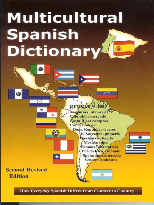 Title details for Multicultural Spanish Dictionary by Augustin Martinez - Available