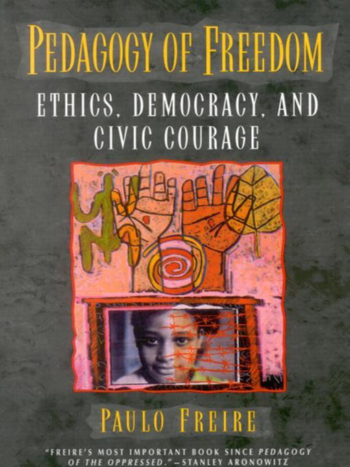 pedagogy of the oppressed audiobook