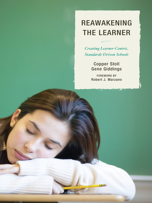 Cover of Re-Awakening the Learner