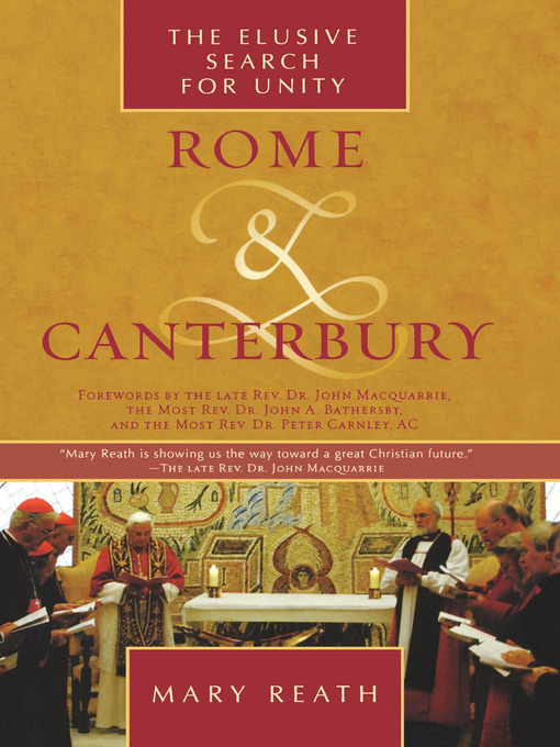 Title details for Rome and Canterbury by Mary Reath - Wait list