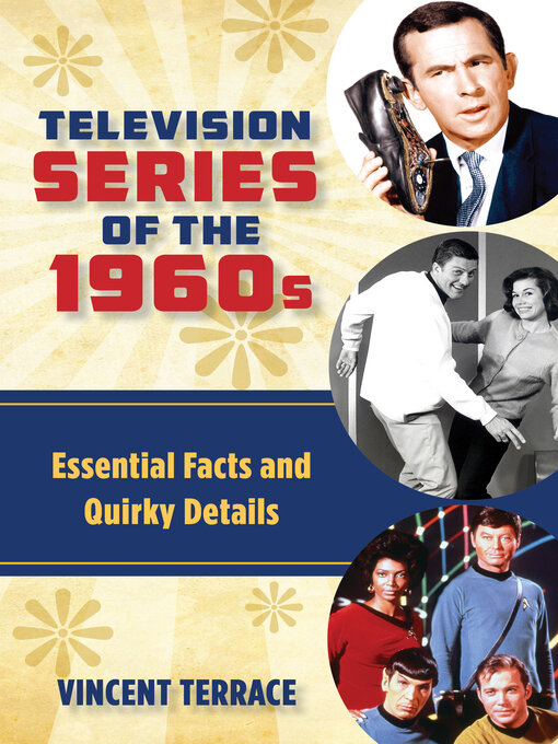 Cover of Television Series of the 1960s