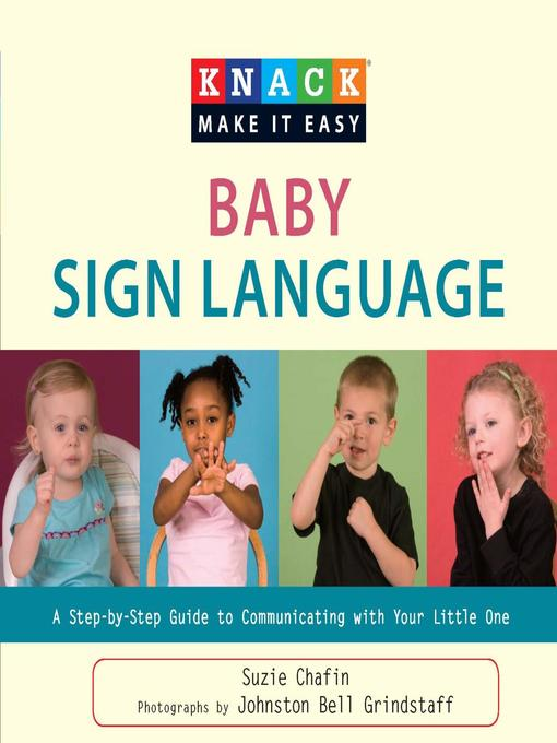 Title details for Knack Baby Sign Language by Suzie Chafin - Available
