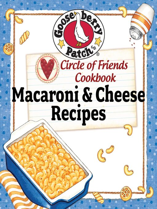 Title details for 25 Mac & Cheese Recipes by Gooseberry Patch - Available