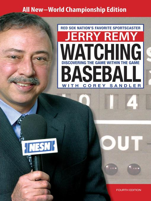 Title details for Watching Baseball by Jerry Remy - Wait list