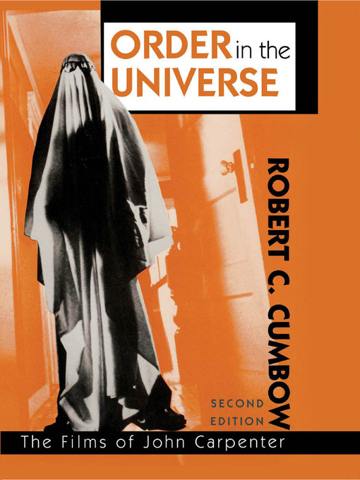 Title details for Order in the Universe by Robert Cumbow - Available