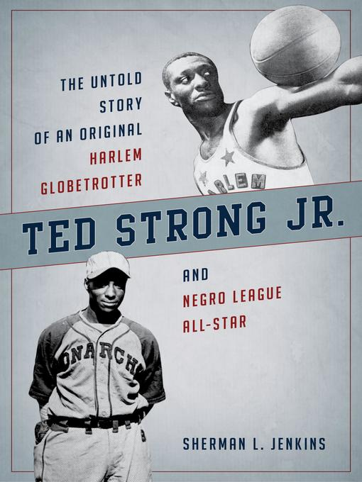 Title details for Ted Strong Jr. by Sherman L. Jenkins - Available
