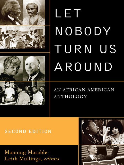 Title details for Let Nobody Turn Us Around by Manning Marable - Available