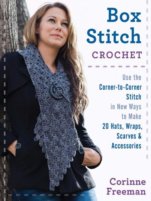 Box Stitch Crochet Toronto Public Library Overdrive